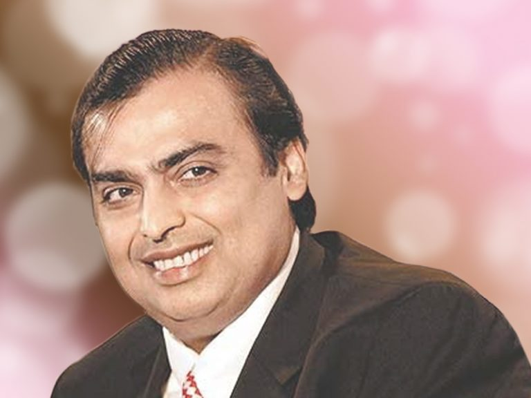 Ambani becomes the sixth richest man in the world