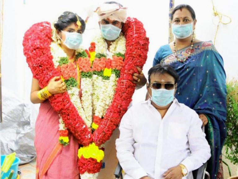A.P. Govt. allows wedding, number of guests limited to 20